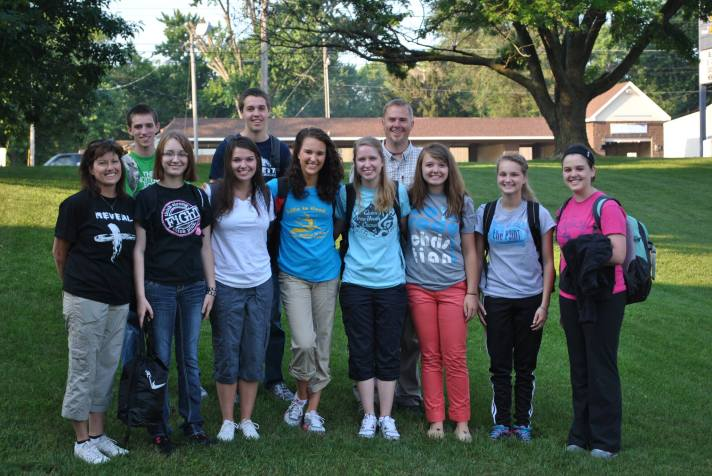 LifePoint's first ever youth mission team - headed to Guatemala this week!